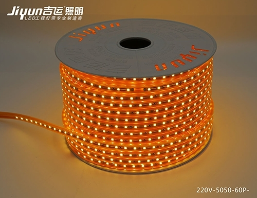 led灯带厂家要有标准才能更好的发展