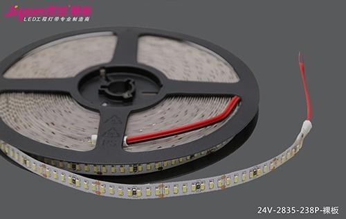 led灯带厂家谈谈灯带的耗电量及安装步骤