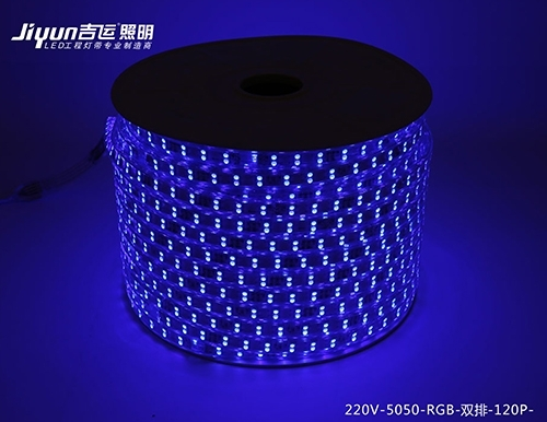 led工程灯带厂家中这些灯具的相似之处在哪?
