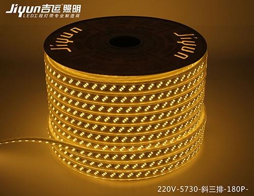 庆阳220V-5730-斜三排-180P